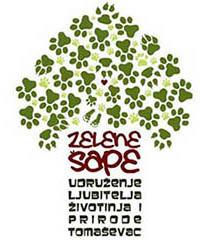 zelene sape